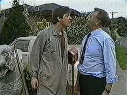 Joe Mangel, Harold Bishop in Neighbours Episode 1091