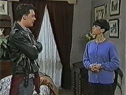 Matt Robinson, Hilary Robinson in Neighbours Episode 1091