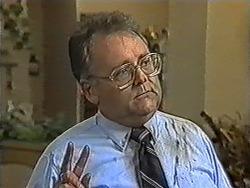 Harold Bishop in Neighbours Episode 1091