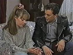 Lee Maloney, Matt Robinson in Neighbours Episode 1091