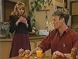 Melanie Pearson, Henry Ramsay in Neighbours Episode 1091