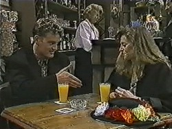 Henry Ramsay, Madge Bishop, Cass Boyle in Neighbours Episode 1092