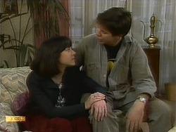 Kerry Bishop, Joe Mangel in Neighbours Episode 1093