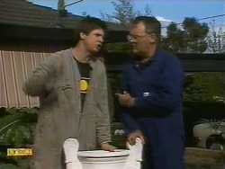 Joe Mangel, Harold Bishop in Neighbours Episode 1093