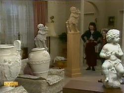 Kerry Bishop, Lochy McLachlan in Neighbours Episode 1093