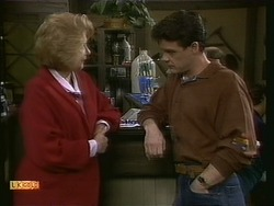 Madge Bishop, Paul Robinson in Neighbours Episode 1094