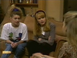 Cass Boyle, Melanie Pearson, Bronwyn Davies in Neighbours Episode 1094