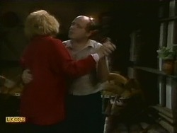 Madge Bishop, Mick Tucker in Neighbours Episode 1094