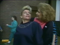 Helen Daniels, Madge Bishop in Neighbours Episode 1096