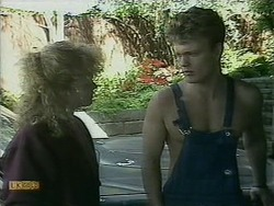 Sharon Davies, Henry Ramsay in Neighbours Episode 1096