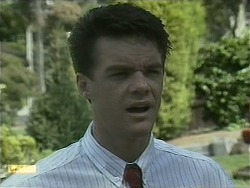 Paul Robinson in Neighbours Episode 1097