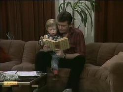 Jamie Clarke, Des Clarke in Neighbours Episode 1097