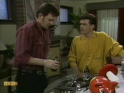 Des Clarke, Paul Robinson in Neighbours Episode 1097