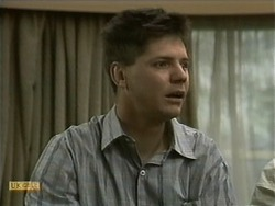 Joe Mangel in Neighbours Episode 1098