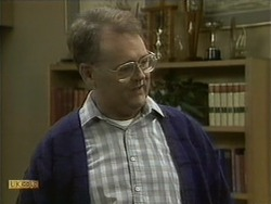 Harold Bishop in Neighbours Episode 1098