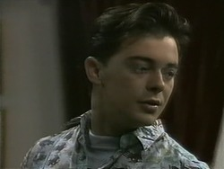 Matt Robinson in Neighbours Episode 1098