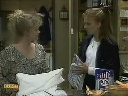 Sharon Davies, Bronwyn Davies in Neighbours Episode 1099