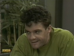 Paul Robinson in Neighbours Episode 1099