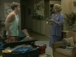 Henry Ramsay, Madge Bishop in Neighbours Episode 1099