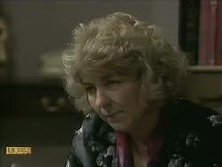 Mrs. Maloney in Neighbours Episode 1099