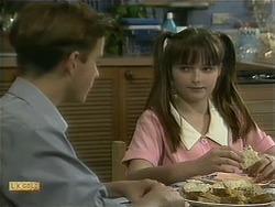 Todd Landers, Cody Willis in Neighbours Episode 1100