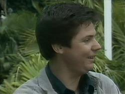 Joe Mangel in Neighbours Episode 1100