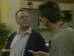 Harold Bishop, Joe Mangel in Neighbours Episode 1101