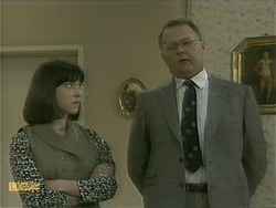 Kerry Bishop, Harold Bishop in Neighbours Episode 1102