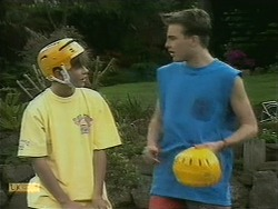 Todd Landers, Nick Page in Neighbours Episode 1103