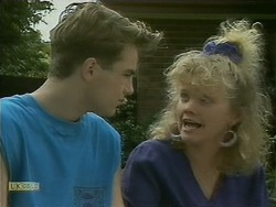 Nick Page, Sharon Davies in Neighbours Episode 1103