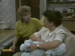Beverly Robinson, Lucy Robinson in Neighbours Episode 1103