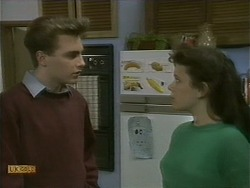 Nick Page, Lucy Robinson in Neighbours Episode 1103
