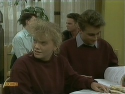Sharon Davies, Nick Page in Neighbours Episode 1103