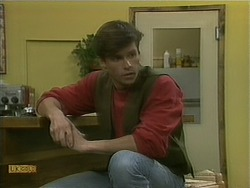 Mike Young in Neighbours Episode 1103