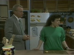 Jim Robinson, Lucy Robinson in Neighbours Episode 1103