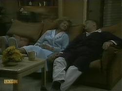 Madge Bishop, Harold Bishop in Neighbours Episode 1103