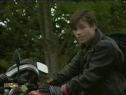 Mike Young in Neighbours Episode 1104