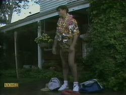 Todd Landers in Neighbours Episode 1105