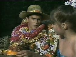 Todd Landers, Cody Willis in Neighbours Episode 1105