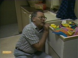 Harold Bishop in Neighbours Episode 1106