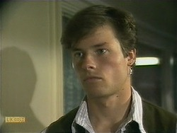 Mike Young in Neighbours Episode 1106
