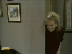 Sharon Davies in Neighbours Episode 1107