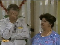 Harold Bishop in Neighbours Episode 1109