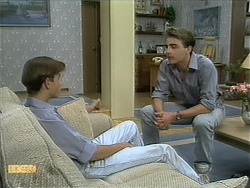 Todd Landers, Nick Page in Neighbours Episode 1109