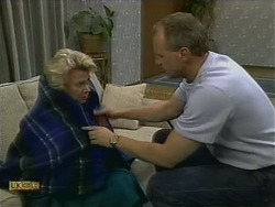 Helen Daniels, Jim Robinson in Neighbours Episode 1109