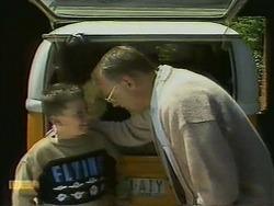 Toby Mangel, Harold Bishop in Neighbours Episode 1110