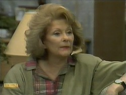 Madge Bishop in Neighbours Episode 1110