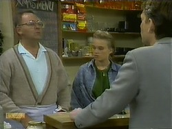 Harold Bishop, Bronwyn Davies, Health Inspector in Neighbours Episode 1110