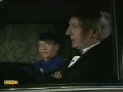 Helen Daniels, Mr. Matheson in Neighbours Episode 1111