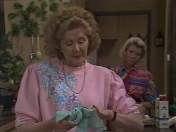 Madge Bishop, Helen Daniels in Neighbours Episode 1113